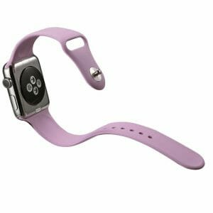 Apple watch band lavender-005