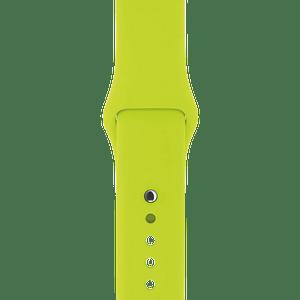Apple watch bandjes - Apple watch rubberen sport bandje - groen-009