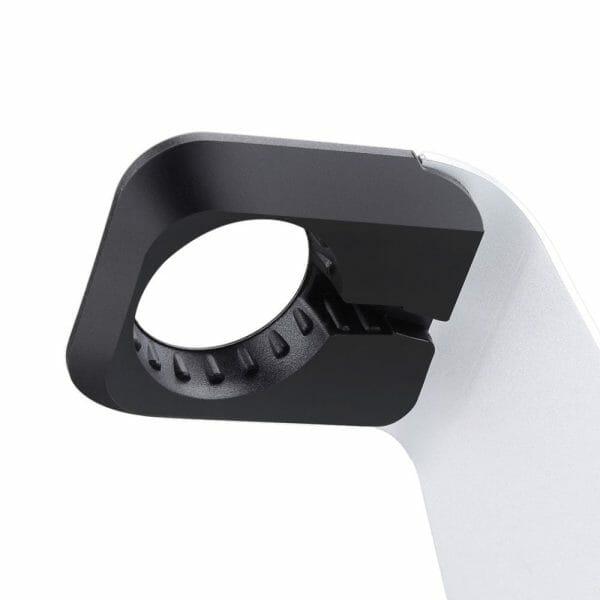Apple watch stand hoog - Zilver-004