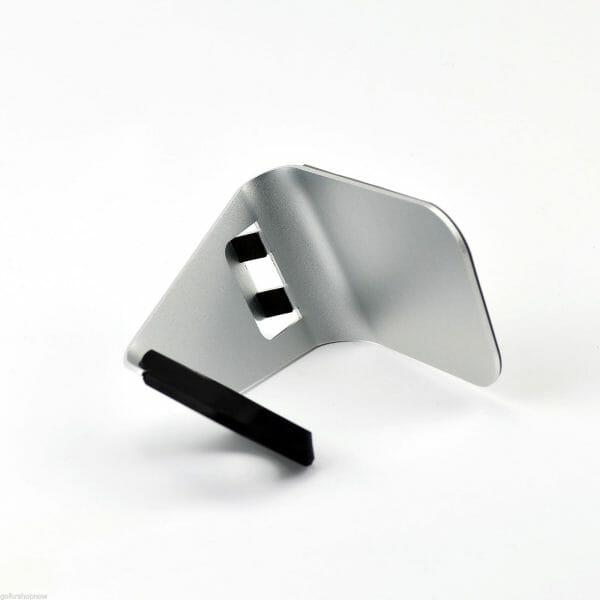 Apple watch stand hoog - Zilver-008