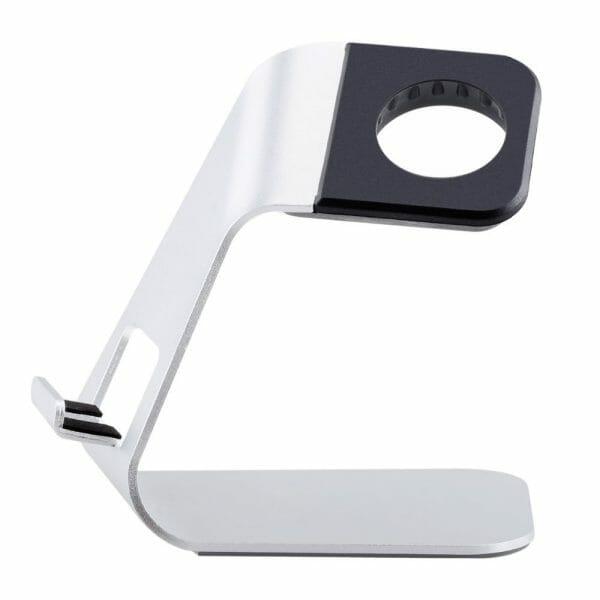 Apple watch stand hoog - Zilver-013