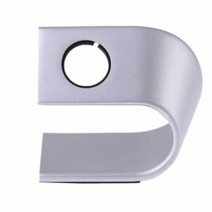Apple watch stand zilver-001