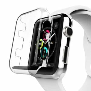 Case Cover Screen Protector Transparent 4H Apple watch 3-009
