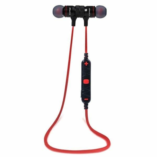 Awei A920BL Wireless Bluetooth 4.1 Sport Stereo Earphone - Goud In-ear oordopjes koptelefoon-009