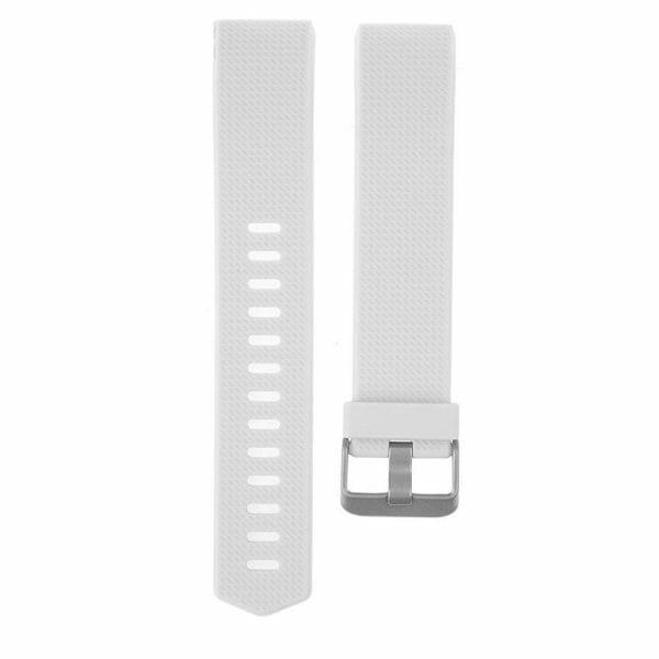 Luxe Siliconen Bandje voor FitBit Charge 2 – wit-008