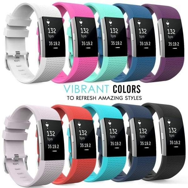 Bandje FitBit charge 2