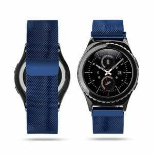 Samsung Gear S2 bandje milanese loop blauw_001
