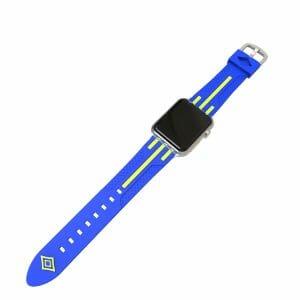Apple watch bandje 38mm duo blauw - groen_001