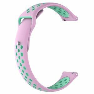 Samsung Gear Sport bandje roze - groen_002
