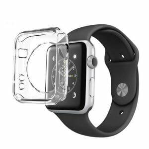 38mm beschermende Case Cover Protector Apple watch 1 - 2 - 3 transparant_001