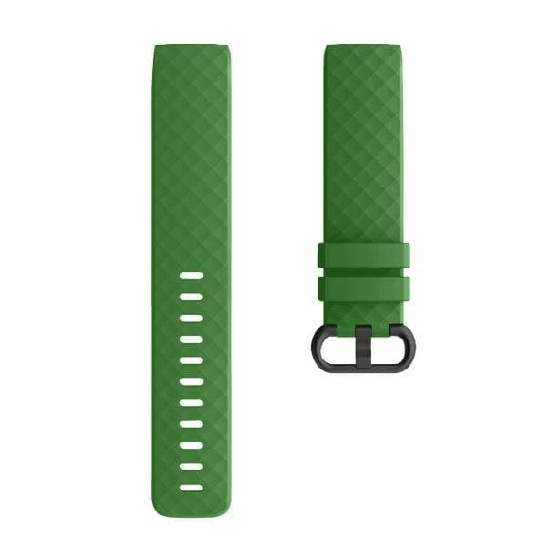 Bandje geschikt voor Fitbit Charge 3 SMALL