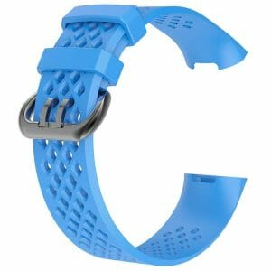 Fitbit Charge 3 bandje sport SMALL – blauw_1002