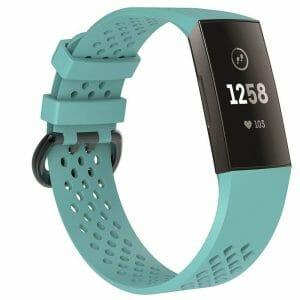 Fitbit Charge 3 bandje sport SMALL – mint groen_1003