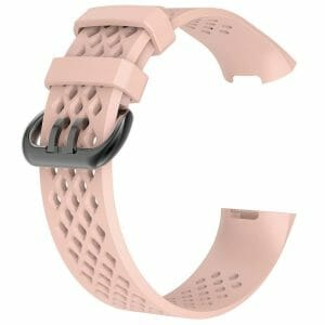 Fitbit Charge 3 bandje sport SMALL – roze_1001