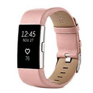 Fitbit Charge 2 bandje Licht roze