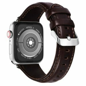 Apple-Watch-leren-bandje-zwart-met-klassieke-zilverkleurige-gesp-1.jpg