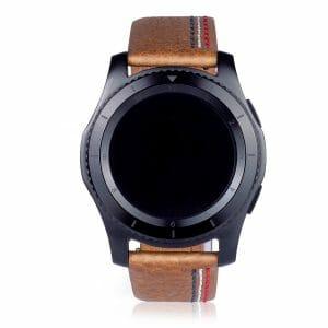 Leren-bandje-Samsung-Gear-S3-zwart-kleurige-sluiting-1.jpg