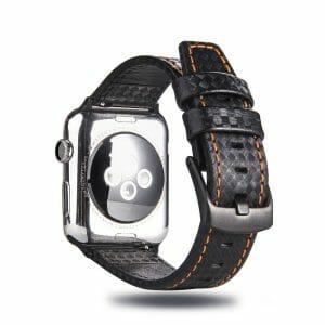 bandje-Zwart-oranje-met-klassieke-zwarte-gesp-3.jpg